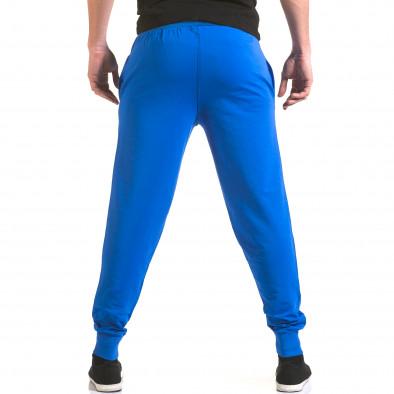 Pantaloni bărbați Franklin albastru il170216-131 3