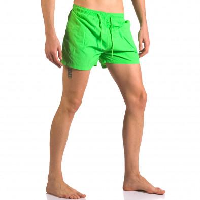 Costume de baie bărbați Bitti Jeans verde ca050416-4 4