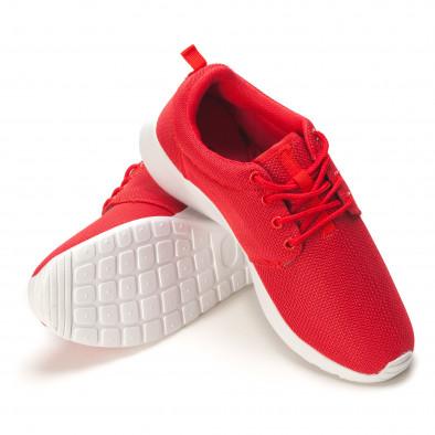 Adidași bărbați Naban roșie it090616-24 4