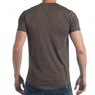 Tricou bărbați Breezy camuflaj tsf090617-25 3