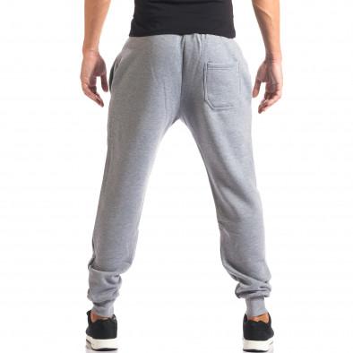 Pantaloni sport bărbați Marshall gri it160816-8 3