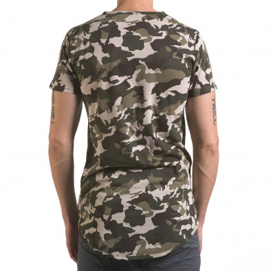 Tricou bărbați Black Fox camuflaj it110316-95 3