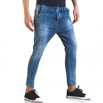 Blugi bărbați Always Jeans albaștri it110316-25 4