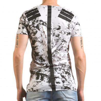Tricou bărbați 2Y Premium alb tsf060416-1 3