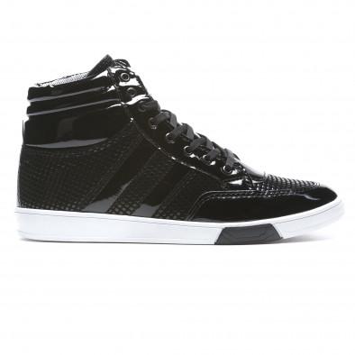 Pantofi sport bărbați Coner negri il160216-3 2