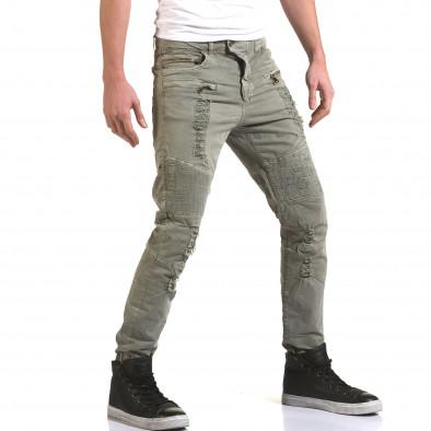 Pantaloni bărbați Maximal gri it090216-8 4