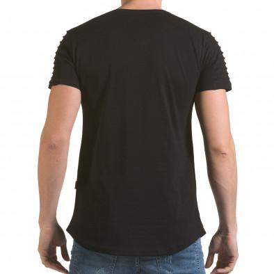 Tricou bărbați Click Bomb negru il170216-70 3