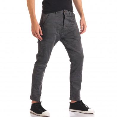 Pantaloni bărbați Y-Two camuflaj it150816-15 4
