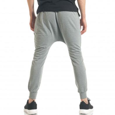 Pantaloni baggy bărbați Black Fox gri it300317-24 4