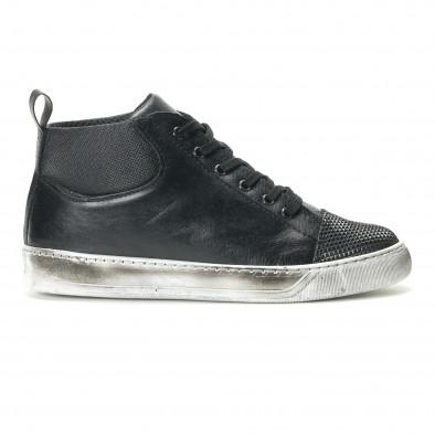 Teniși bărbați Shoes in Progress negri it140916-26 2
