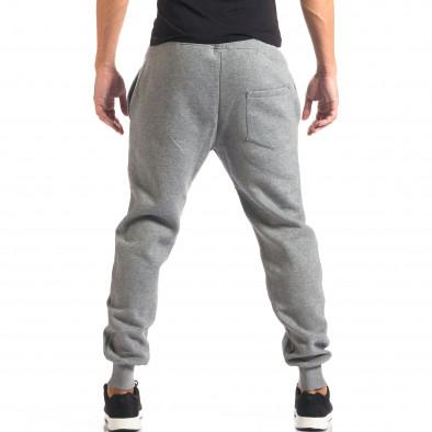 Pantaloni sport bărbați Marshall gri it160816-19 3