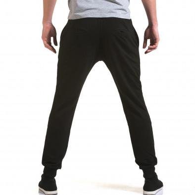 Pantaloni baggy bărbați Belmode negri it090216-44 3