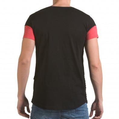 Tricou bărbați Click Bomb negru il170216-76 3