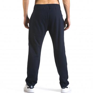 Pantaloni bărbați Marshall albastru it110316-15 3