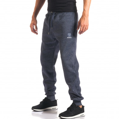 Pantaloni bărbați Marshall albastru it160816-16 4