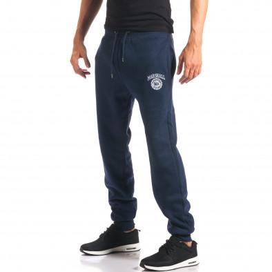 Pantaloni bărbați Marshall albastru it160816-6 4