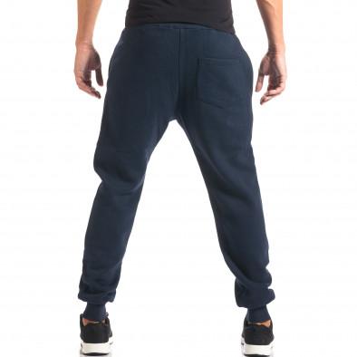 Pantaloni sport bărbați Marshall albastru it160816-17 3