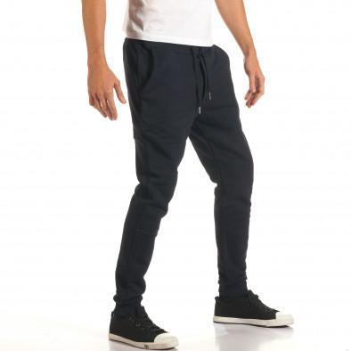 Pantaloni bărbați Roberto Garino albastru it191016-23 4