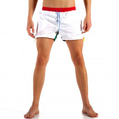 Costume de baie bărbați Justboy curcubeu it230415-20 2