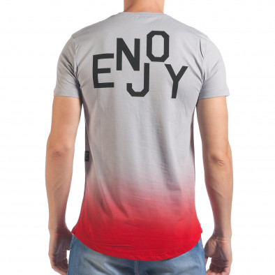 Tricou bărbați SAW gri il060616-27 3