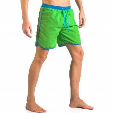 Costume de baie bărbați Yaliishi verde ca050416-30 4