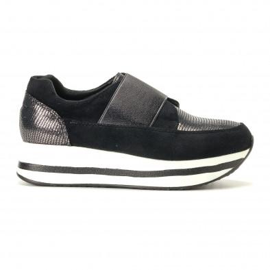 Pantofi sport de dama Marquiiz neagră it200917-28 2