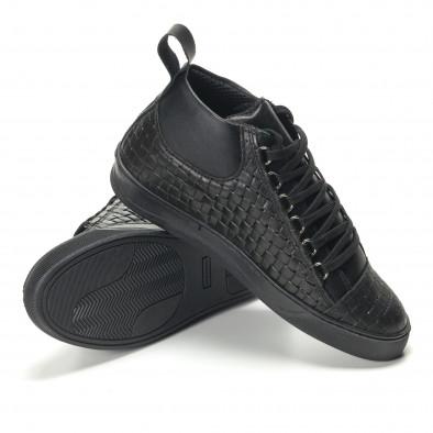 Teniși bărbați Shoes in Progress negri it140916-25 4