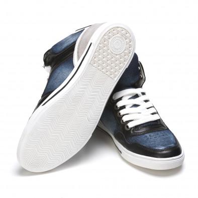 Pantofi sport bărbați Staka albaștri It050216-15 4