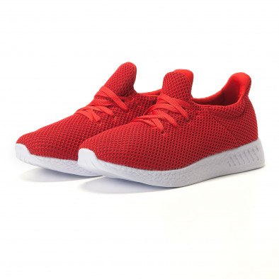 Adidași bărbați Naban roșie it100317-5 2