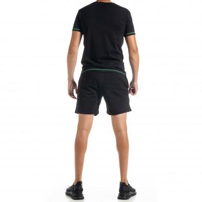 Set sportiv negru pentru bărbați Compass tr010720-5 3