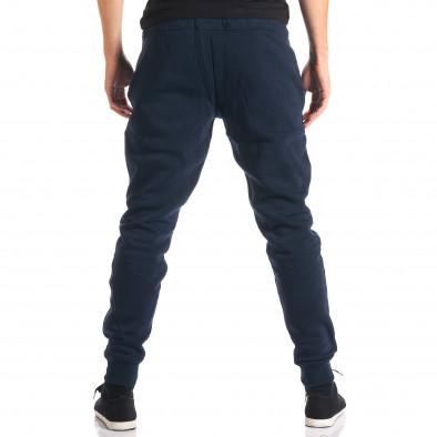 Pantaloni baggy bărbați Top Star albaștri ca280916-12 3