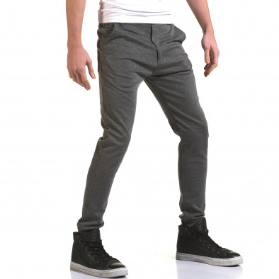 Pantaloni bărbați Jack Berry gri it090216-28 4