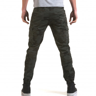 Pantaloni bărbați Yes Design camuflaj it090216-12 3