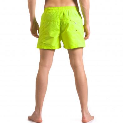 Costume de baie bărbați Parablu verde ca050416-18 3