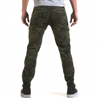 Pantaloni bărbați Yes Design camuflaj it090216-11 3