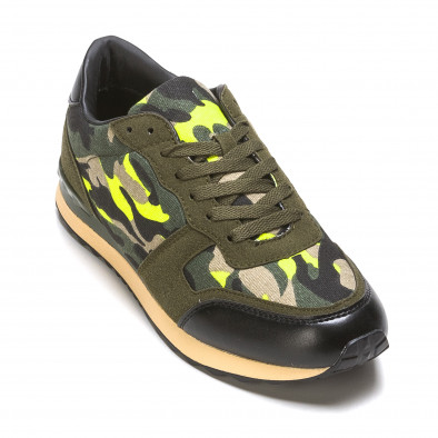 Adidași bărbați Flair camuflaj it090316-6 3