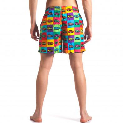 Costume de baie bărbați Y Chromosome curcubeu it260416-42 3