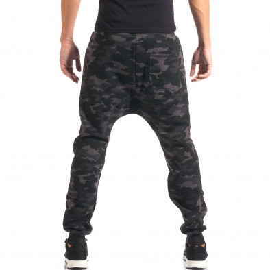 Pantaloni baggy bărbați Marshall camuflaj it160816-4 3