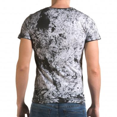 Tricou bărbați Lagos gri il120216-47 3