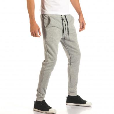 Pantaloni bărbați Roberto Garino gri it191016-24 4