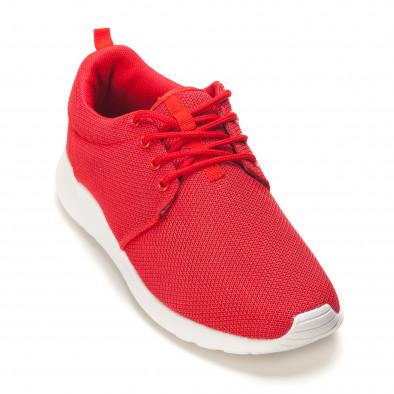 Adidași bărbați Naban roșie it090616-24 3