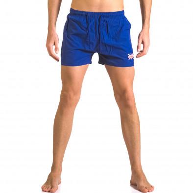 Costume de baie bărbați Bitti Jeans albastru ca050416-7 2