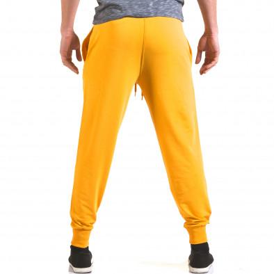 Pantaloni bărbați Franklin galben il170216-133 3