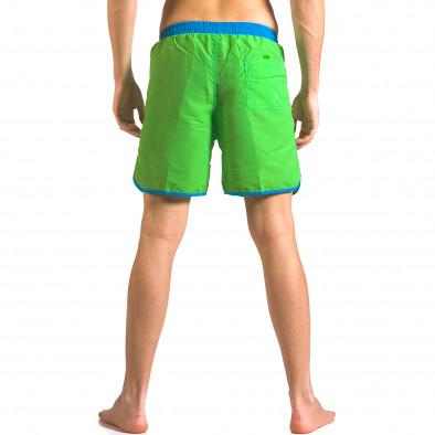 Costume de baie bărbați Yaliishi verde ca050416-30 3