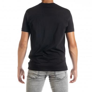 Tricou bărbați Freefly negru tr010720-32 3