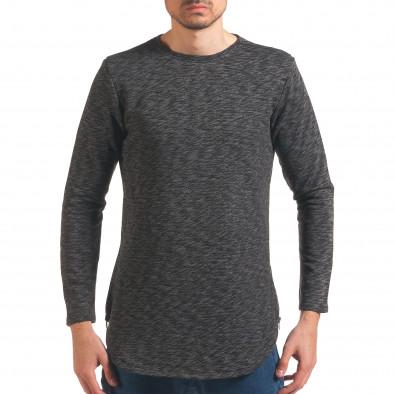 Bluză bărbați Uniplay gri it250416-83 2