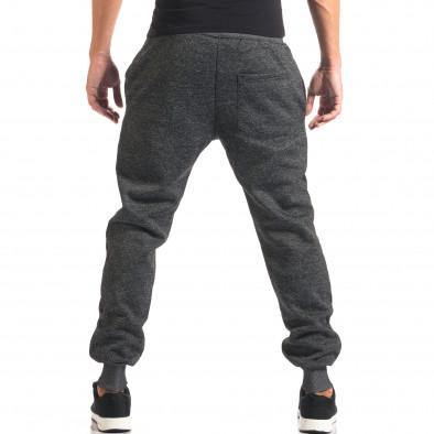 Pantaloni bărbați Marshall gri it160816-15 3