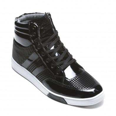 Pantofi sport bărbați Coner negri il160216-3 3