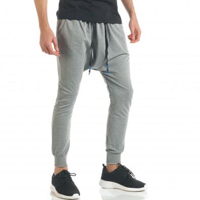 Pantaloni baggy bărbați Black Fox gri it300317-24 3