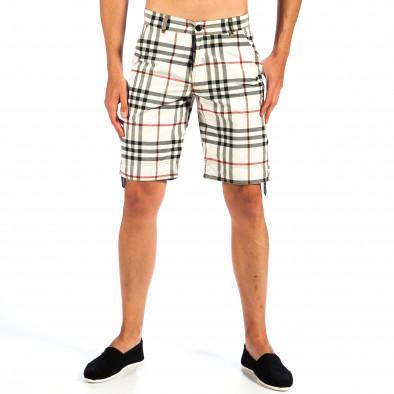 Pantaloni scurți bărbați Open Jeans curcubeu il130613-1 2